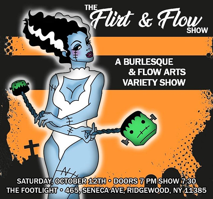 The Flirt & Flow Show image