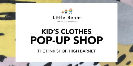 Little Beans Popup Shop - Opening Night Preview tickets
