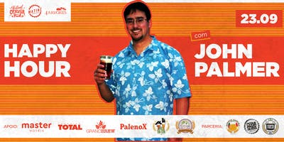 Happy Hour com John Palmer