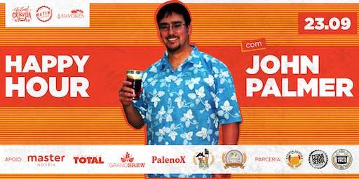 Happy Hour com John Palmer
