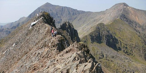 A Midweek Scramble Over Crib Goch