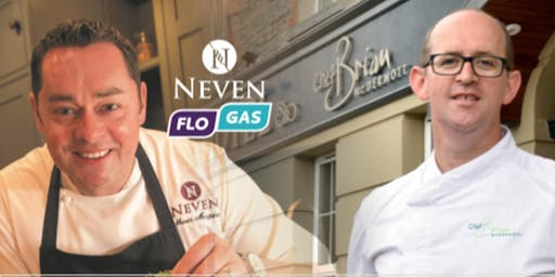Cookery Demonstration with Neven Maguire and Brian McDermott