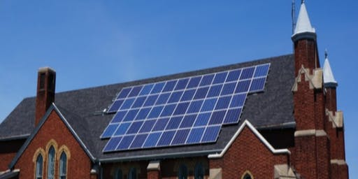 Community Solar Projects for Churches, Other Interested Groups and Individuals