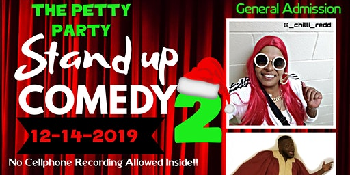 The Petty Party Stand Up Comedy Show 2
