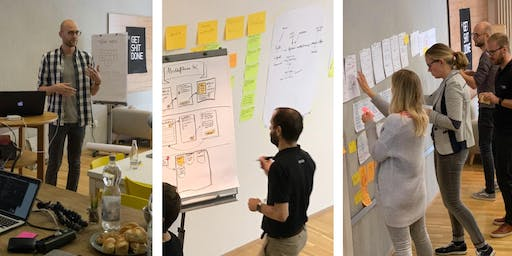 Design Sprint Training - Tagesworkshop
