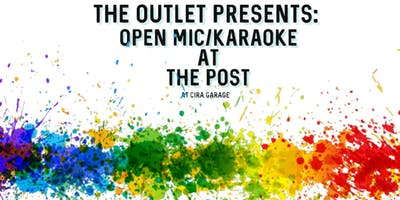 THE OUTLET PRESENTS OPEN MIC/KARAOKE NIGHT