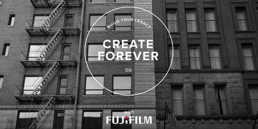 Create Forever Workshop: New York City @ The Jacob Javits Center
