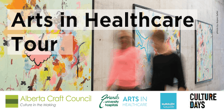 Culture Days Tour | Arts in Healthcare tickets