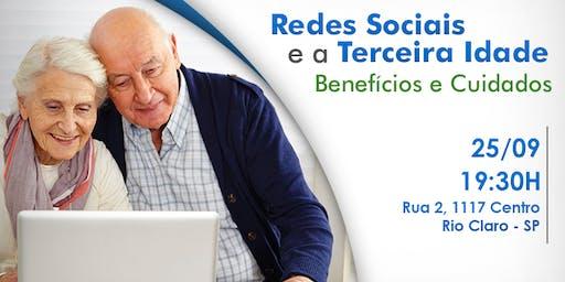Palestra Gratuita: Redes Sociais e a Terceira Idade - Benefícios e Cuidados