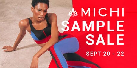 MICHI Toronto Sample Sale tickets