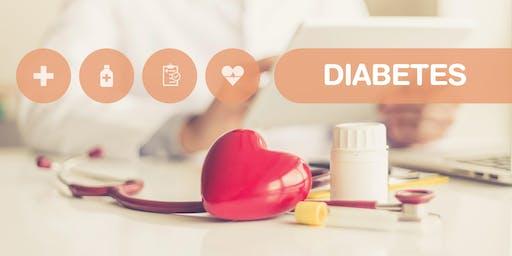 Komplikace cukrovky