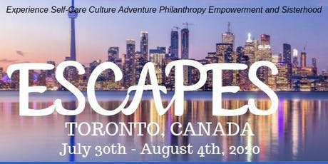 ESCAPES TORONTO tickets