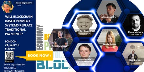 Will next-gen of platforms, shift to blockchain-based payment systems? tickets