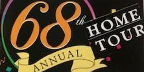 68th annual AAUW Home Tour tickets
