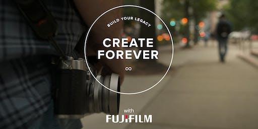 Create Forever Workshop: San Francisco at Broadway Studios