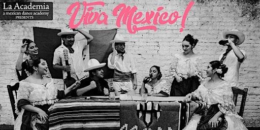 Academy of Mexican Dance presents Viva Mexico @ Thalia Hall