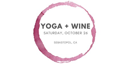 Redwoods Yoga and Wellness Experience: YOGA + WINE tickets