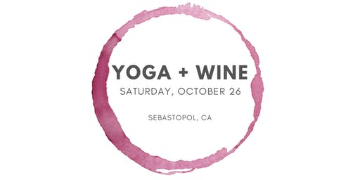 Redwoods Yoga and Wellness Experience: YOGA + WINE
