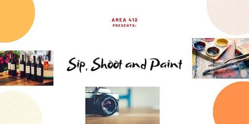 Sip, Shoot & Paint