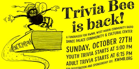 KWMR Trivia Bee tickets