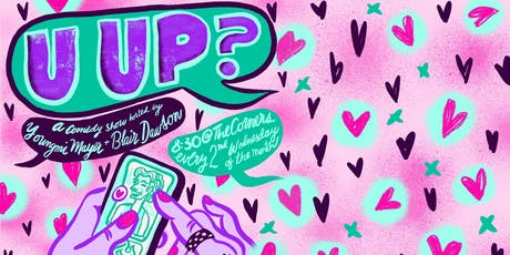 U UP? - A Comedy Show and Storytelling Competition tickets