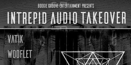 Collective Wednesdays: Intrepid Audio Takeover tickets