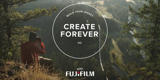 Create Forever Workshop: Portland at The Evergreen