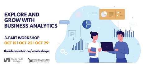 Explore and Grow with Business Analytics  tickets
