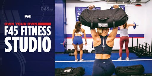F45 Franchise Showcase: Edmonton