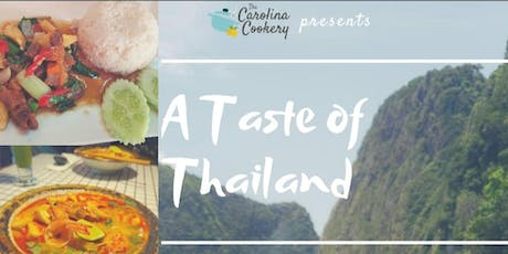 A Taste of Thailand: A Private Dining Experience tickets