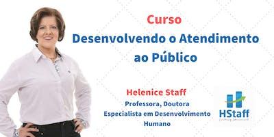 Curso Desenvolvendo o Atendimento ao Público