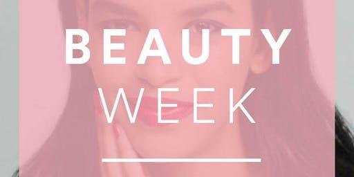 Beauty Week Makeup Tutorial
