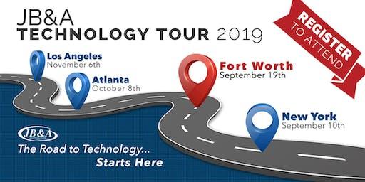 JB&A Technology Tour 2019   DFW