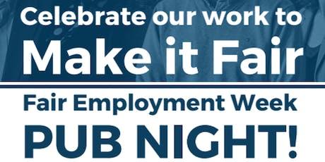 Fair Employment Week Social tickets
