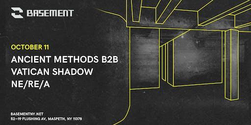 Ancient Methods B2B Vatican Shadow / Ne/Re/A