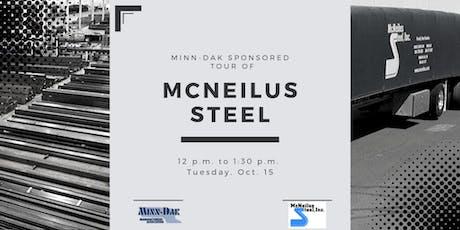 McNeilus Steel: Minn-Dak Social - Tues., Oct. 15 tickets