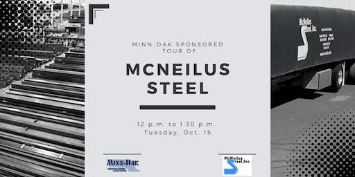 McNeilus Steel: Minn-Dak Social - Tues., Oct. 15