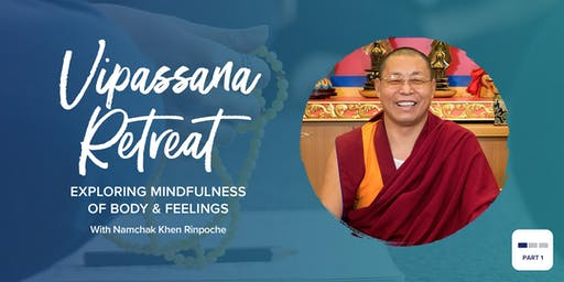 Vipassana Retreat: Exploring Mindfulness of Body & Feelings