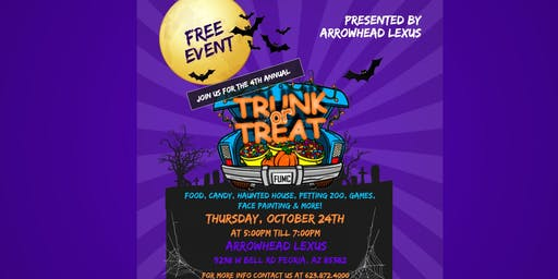 4th Annual Trunk or Treat DAY 2
