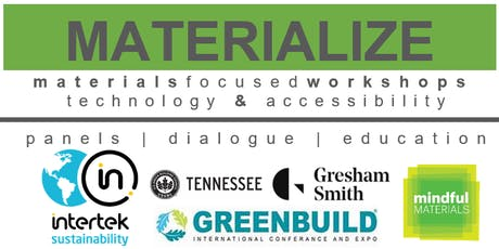 MATERIALIZE Workshop Series Nashville tickets