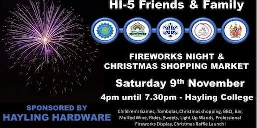 HI-5 Fireworks and Christmas Shopping