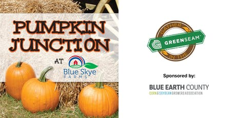 Coupon: Blue Skye Farms Pumpkin Junction - BOGO Pumpkin (limit 2) tickets
