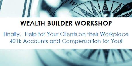 Boston Wealth Builder Workshop tickets