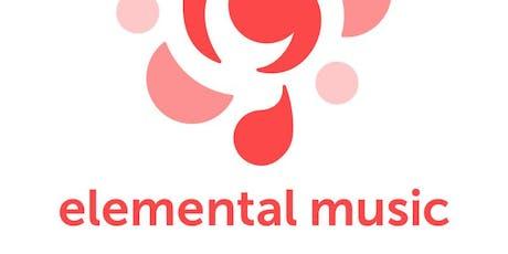 LAEMMLE LIVE presents Elemental Music tickets