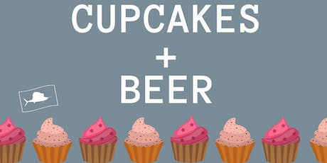 Cupcake + Beer Pairing at Sailfish Brewing Co with The Cake Lady tickets