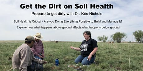 Get the Dirt on Soil Health tickets