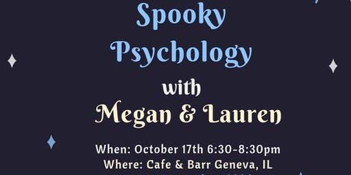 Spooky Psychology Halloween & Podcast Launch!