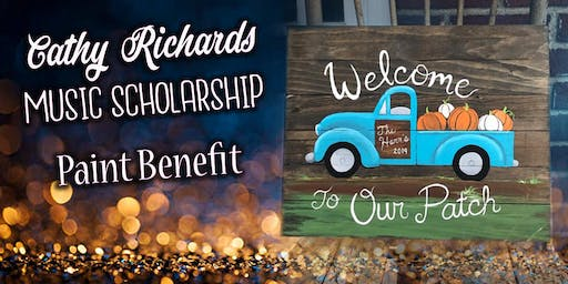 Cathy Richards Music Scholarship Benefit