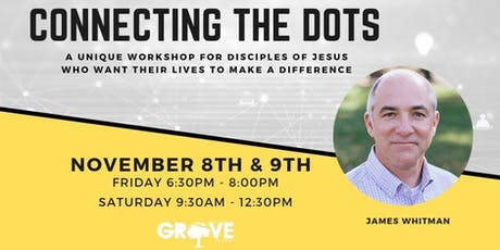 Connecting the Dots w/ James C Whitman tickets