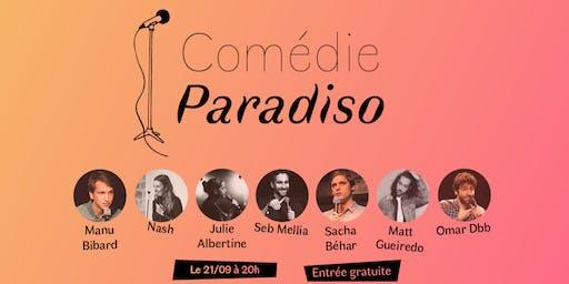Comédie Paradiso #18